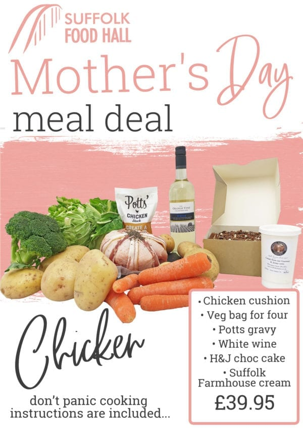 Meal deal mother's day chicken