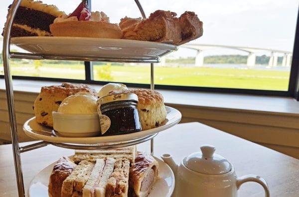 Afternoon tea, tea, cake, cream tea, high tea