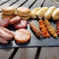 barbecue, BBQ, big on bbq, summer, burger, kebab, sausages,