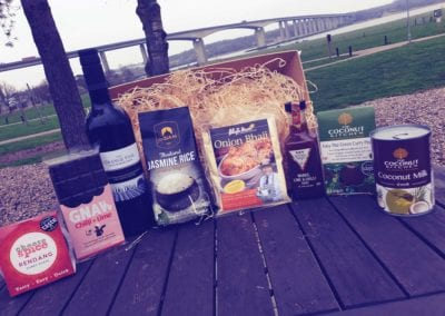 Hamper, Curry, Hampers, Curry Lovers