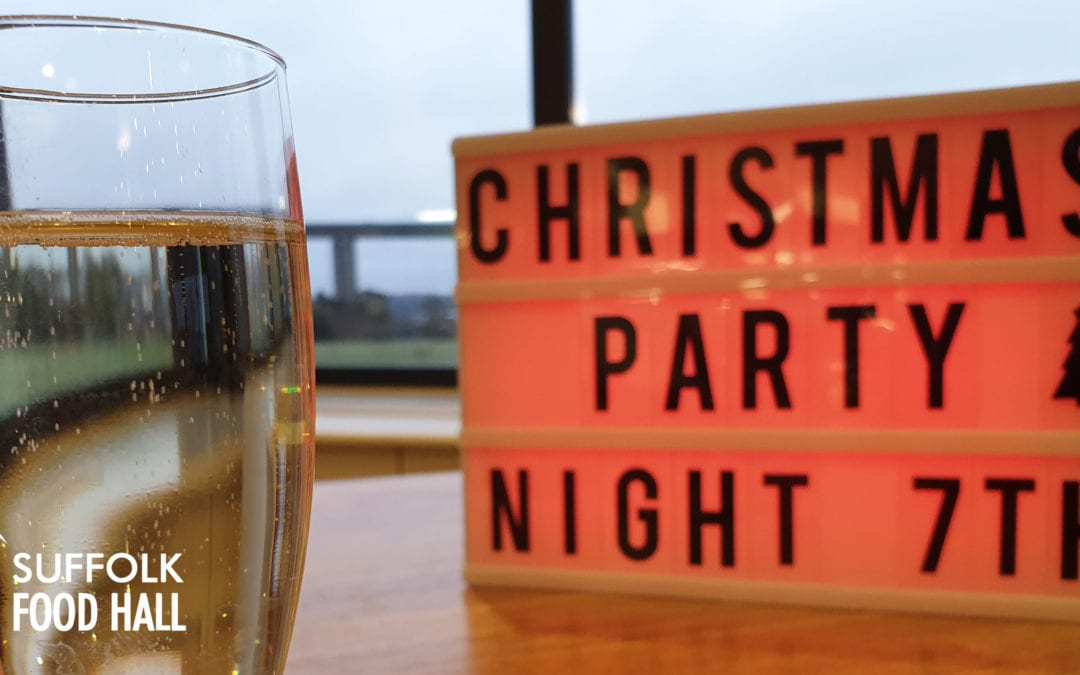 Christmas Party Night – Saturday 7th December