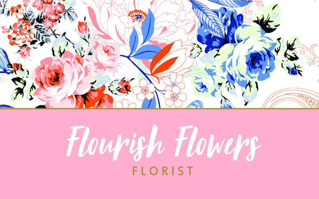 Flourish Flowers – Not your everyday arrangement