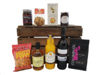 Food Hall Favourites, hamper
