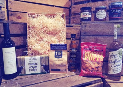 Hamper, hampers, Christmas, Food Hall, Favourites