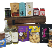 Suffolk Food Hall luxury hamper, hamper