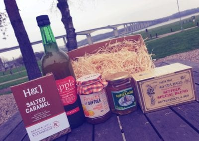 Hamper, Suffolk Essentials, Essentials, Suffolk, Hamper